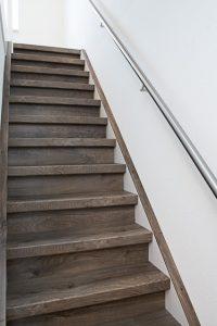 Verbouwen van de trap